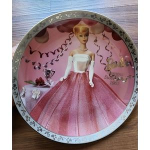 1965 Collection Plate Barbie Campus Sweetheart